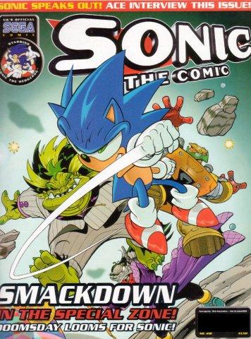 Sonic the Comic 216 (September 19, 2001)