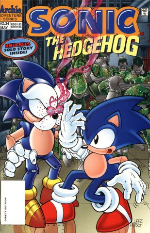 Sonic the Hedgehog 034 (May 1996)