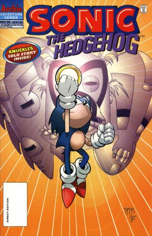 Sonic the Hedgehog 035 (June 1996)
