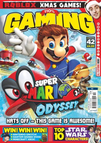 110% Gaming Issue 042 (December 2017)