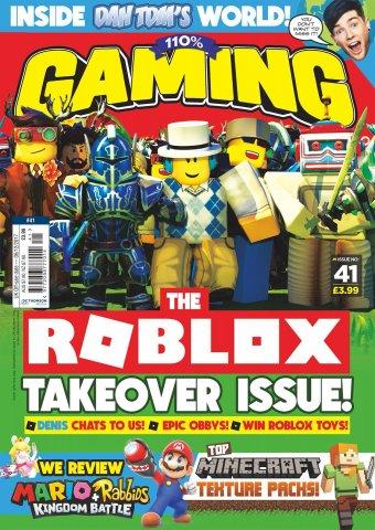 110% Gaming Issue 041 (November 2017)