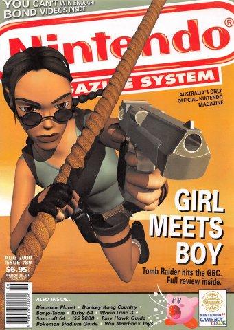 Nintendo Magazine System (AUS)