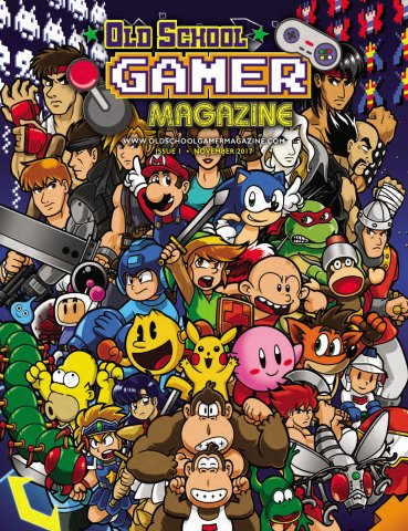 Old School Gamer Issue 01 November 2017