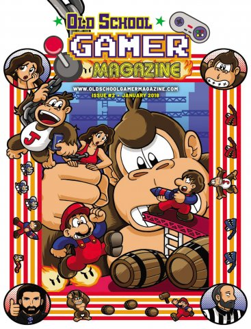 Old School Gamer Issue 02 January 2018