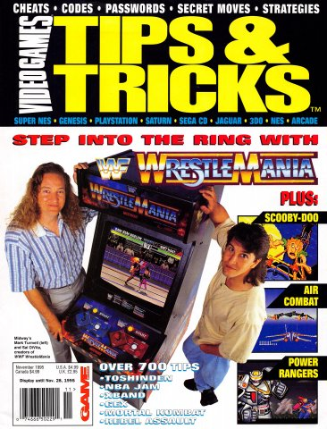 Tips & Tricks Issue 009 (November 1995)