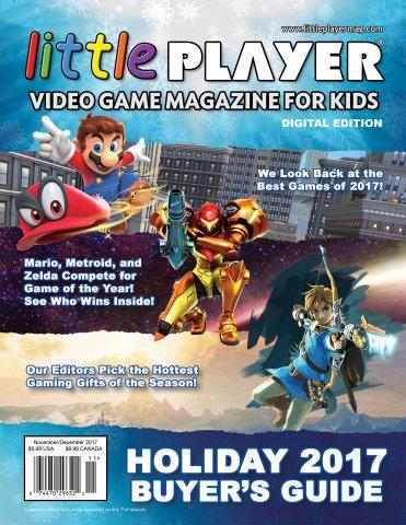 Little Player Issue 10 (November/December 2017)