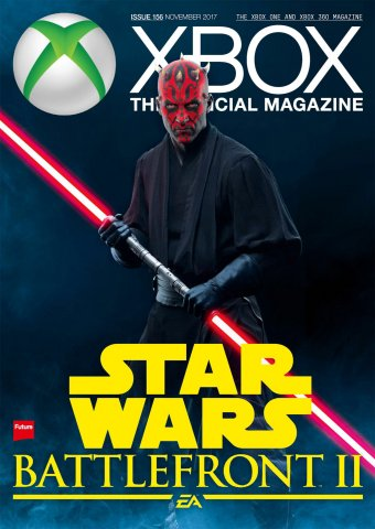 XBOX The Official Magazine Issue 156 (November 2017) (cover a)