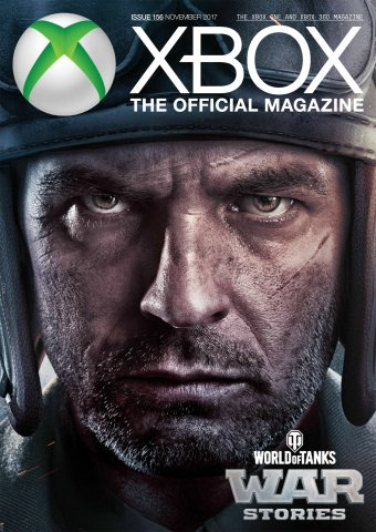 XBOX The Official Magazine Issue 156 (November 2017) (cover b)