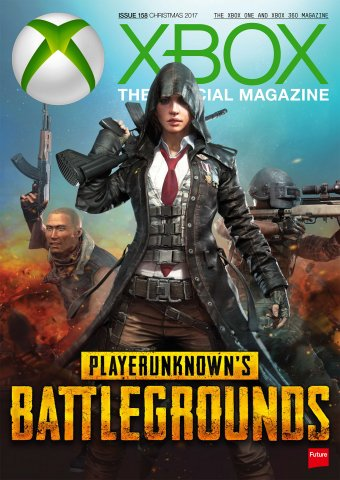 XBOX The Official Magazine Issue 158 (Christmas 2017)