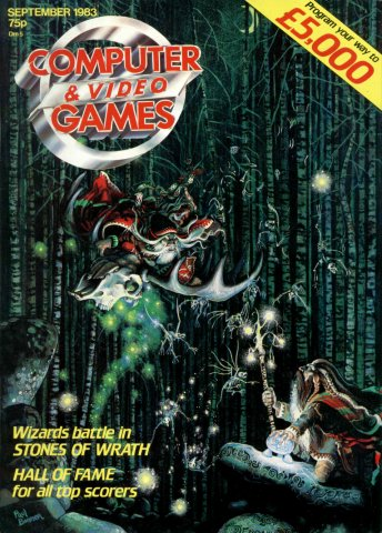 Computer & Video Games 023 (September 1983)