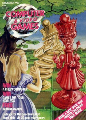 Computer & Video Games 025 (November 1983)