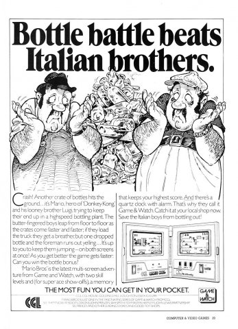Mario Bros. (Game & Watch)