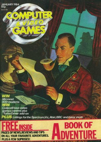Computer & Video Games 027 (January 1984)