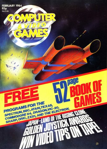 Computer & Video Games 028 (February 1984)