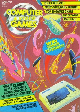 Computer & Video Games 030 (April 1984)