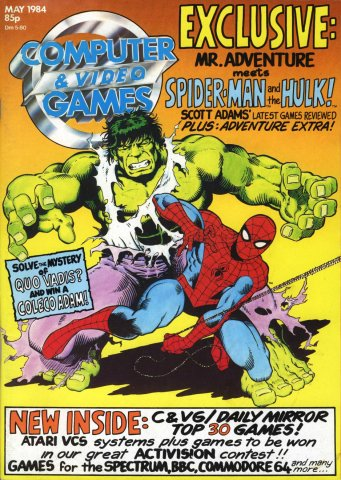 Computer & Video Games 031 (May 1984)