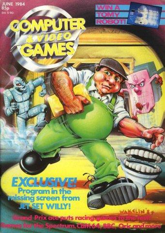 Computer & Video Games 032 (June 1984)