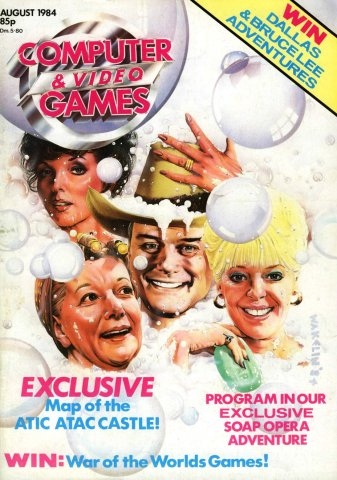 Computer & Video Games 034 (August 1984)