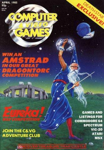 Computer & Video Games 042 (April 1985)