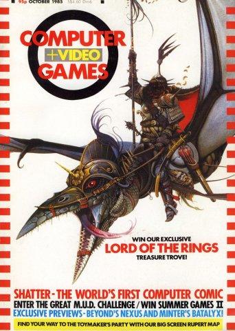 Computer & Video Games 048 (October 1985)