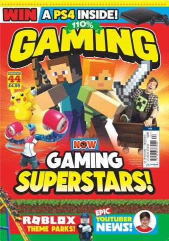 110% Gaming Issue 044 (February 2018)