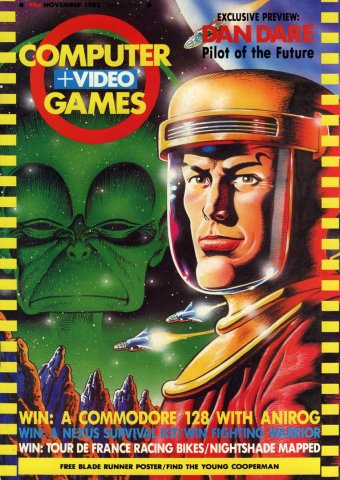 Computer & Video Games 049 (November 1985)