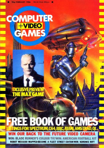 Computer & Video Games 052 (February 1986)