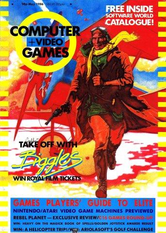 Computer & Video Games 055 (May 1986)