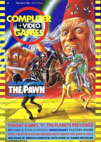Computer & Video Games 054 (April 1986)