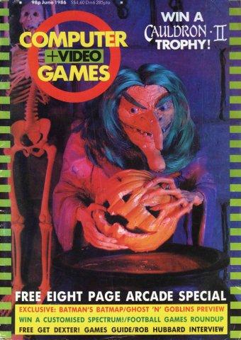 Computer & Video Games 056 (June 1986)