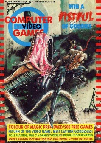 Computer & Video Games 060 (October 1986)