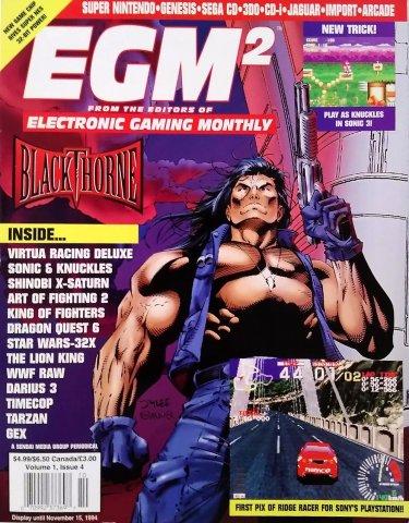 EGM2 Issue 04 (October 1994)
