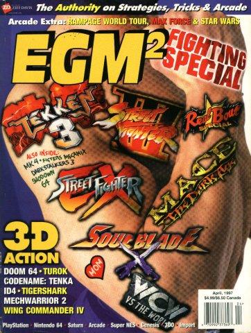 EGM2 Issue 34 (April 1997)
