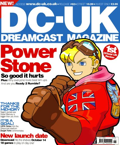 DC-UK Issue 02 (October 1999)