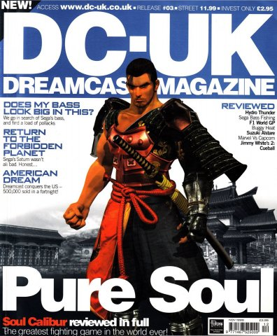 DC-UK Issue 03 (November 1999)