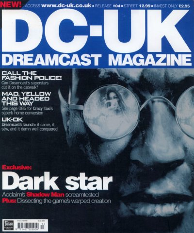 DC-UK Issue 04 (December 1999)