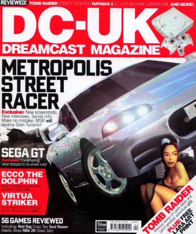 DC-UK Issue 08 (April 2000)