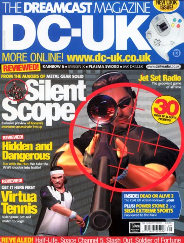 DC-UK Issue 13 (September 2000)