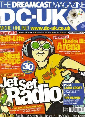DC-UK Issue 16 (December 2000)