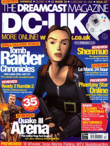 DC-UK Issue 17 (Christmas 2000)