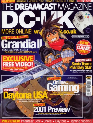 DC-UK Issue 19 (February 2001)