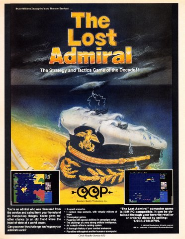 Lost Admiral, The