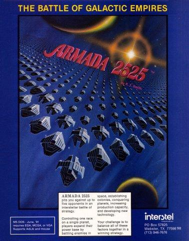 Armada 2525