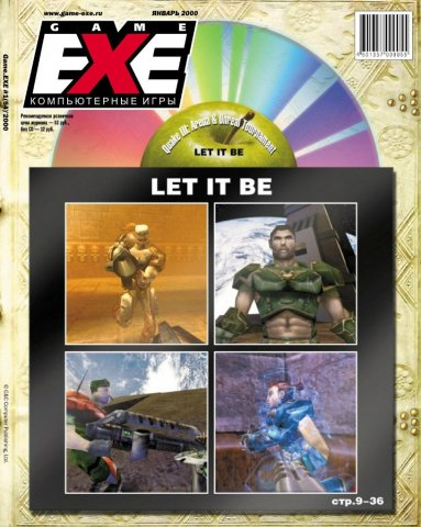 Game.EXE Issue 054 (January 2000)