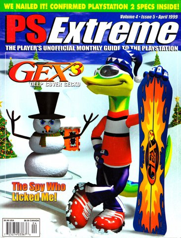 PSExtreme Issue 41 April 1999