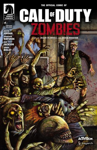 Call of Duty - Zombies 004 (April 2017)