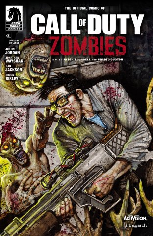 Call of Duty - Zombies 003 (March 2017)