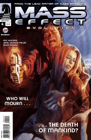Mass Effect - Evolution 004 (cover a) (April 2011)