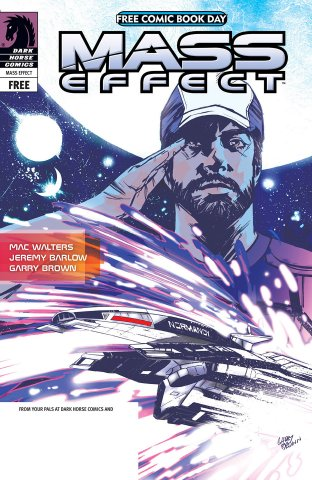 Mass Effect - Free Comic Book Day 2013 (May 2013)