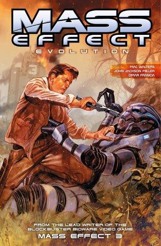 Mass Effect - Evolution TPB